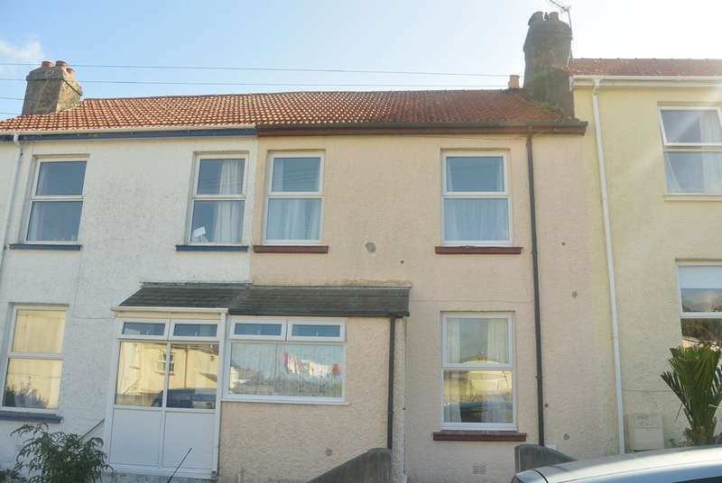 4 Bedrooms Terraced House for rent in Beacon Road, Falmouth TR11