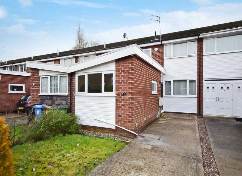 3 Bedrooms Terraced House for sale in Chorlton Drive, Cheadle