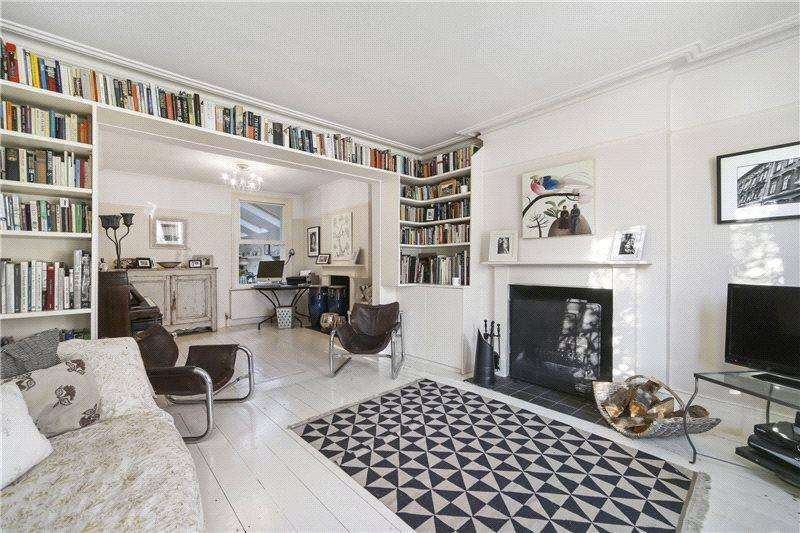 3 Bedrooms Terraced House for sale in St Elmo Road, Shepherds Bush, London, W12