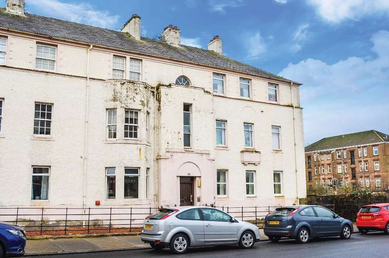 2 Bedrooms Ground Flat for sale in Grant Street, Helensburgh, Argyll Bute, G84 7QW