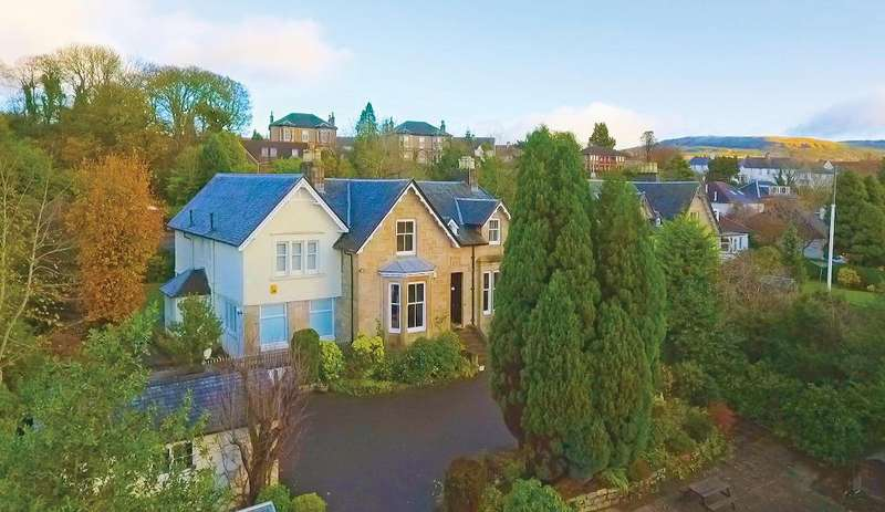 6 Bedrooms Detached House for sale in Granville Street, Burnshill, Helensburgh, Argyll Bute , G84 7LL