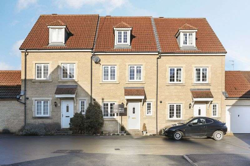 3 Bedrooms Property for sale in Privet Way, Corsham