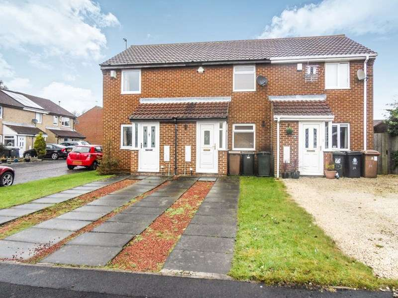 2 Bedrooms Property for sale in Amberley Chase, Killingworth, Newcastle upon Tyne, Tyne and Wear, NE12 6SB