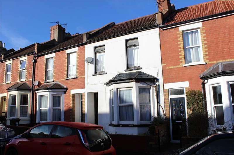 2 Bedrooms Terraced House for sale in Milner Road, Ashley Down, Bristol, BS7