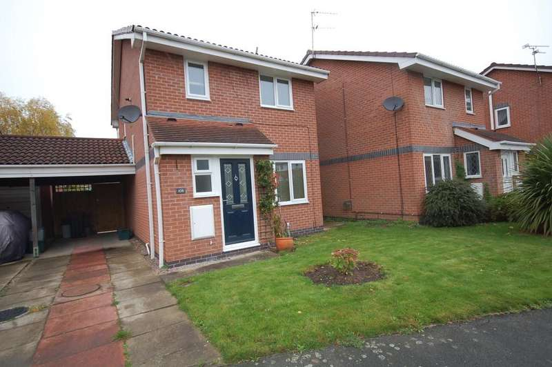 3 Bedrooms Detached House for rent in Elder Drive, Saltney