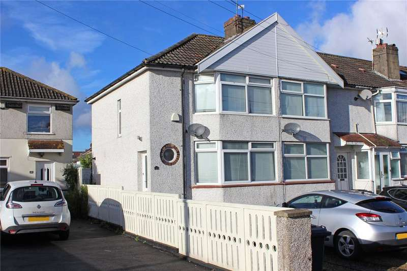 2 Bedrooms End Of Terrace House for sale in Eighth Avenue, Filton, Bristol, BS7