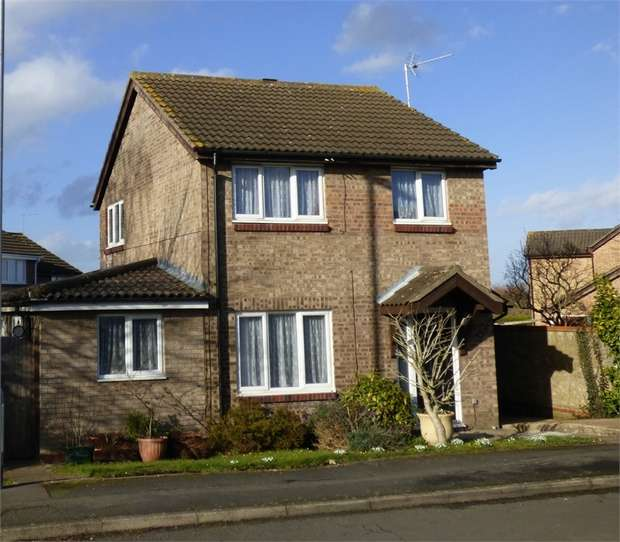 4 Bedrooms Detached House for sale in Wentworth Avenue, Wellingborough, Northamptonshire