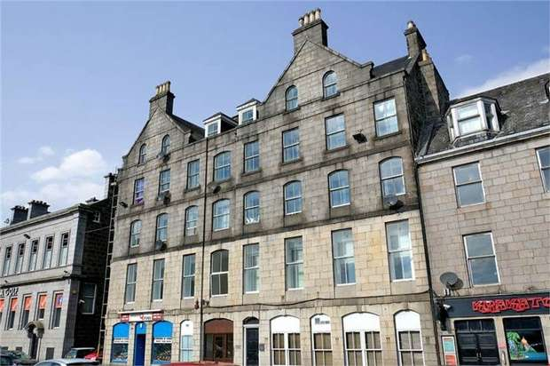 2 Bedrooms Flat for sale in Trinity Quay, Aberdeen