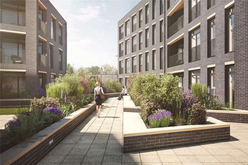 2 Bedrooms Flat for sale in Plot 62, Mosaics, Barton Fields Road, Headington, Oxford, OX3