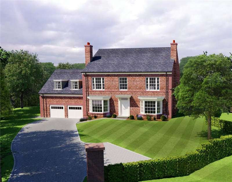 5 Bedrooms Detached House for sale in Laurel House, Eaton Green, Eaton Lane, Eaton, Cheshire, CW6