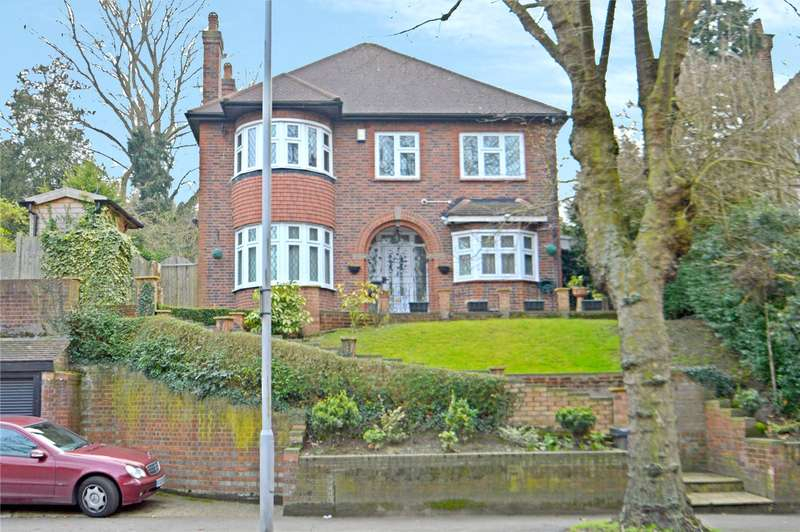 5 Bedrooms Detached House for sale in Addiscombe Road, Croydon