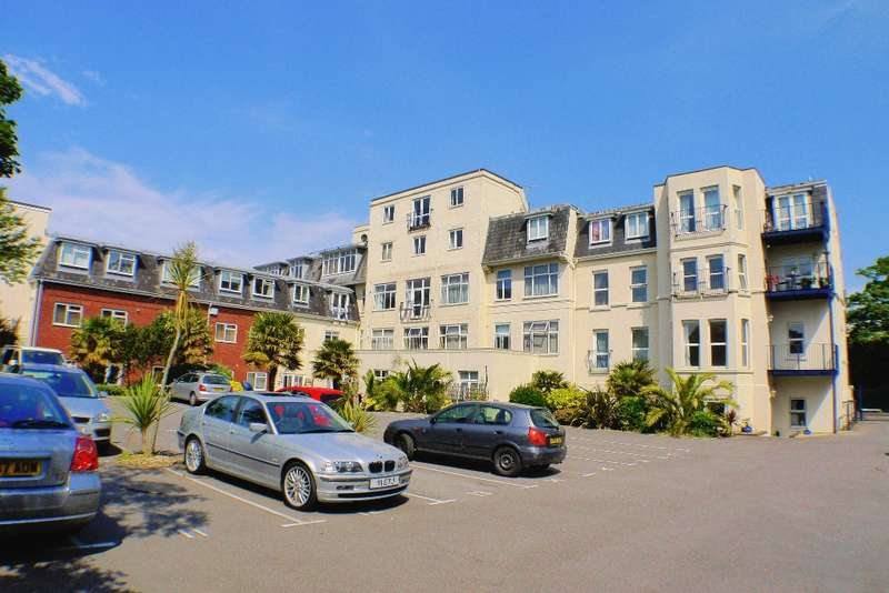 2 Bedrooms Flat for sale in Boscombe Spa