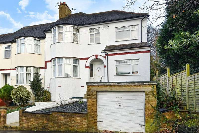 4 Bedrooms End Of Terrace House for sale in Grangecliffe Gardens, South Norwood