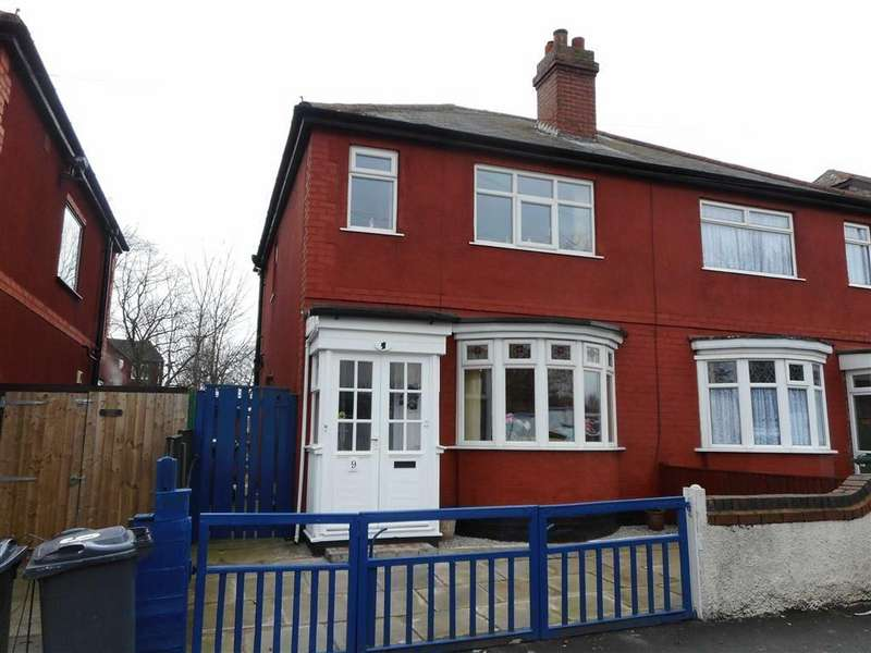 2 Bedrooms Semi Detached House for sale in Darlaston Road, Walsall