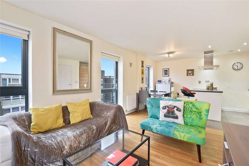 3 Bedrooms Flat for sale in Clarke Apartments, 5 Heath Place, London, E3