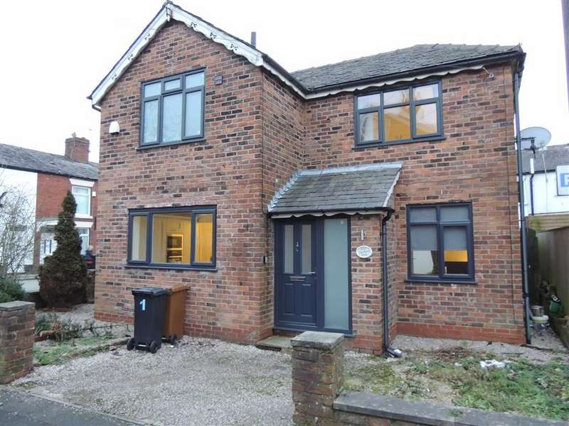 2 Bedrooms Detached House for sale in Charles Street, Hazel Grove, Stockport