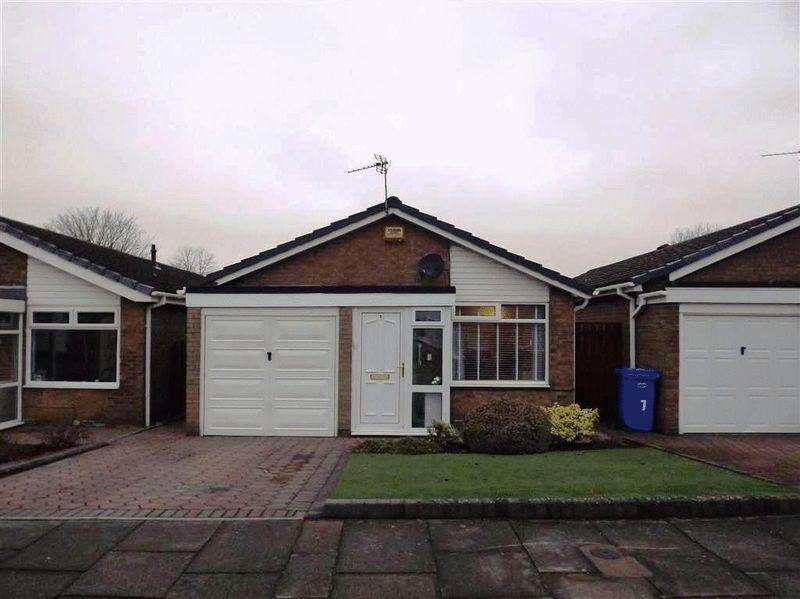 2 Bedrooms Bungalow for sale in Gresham Close, Cramlington