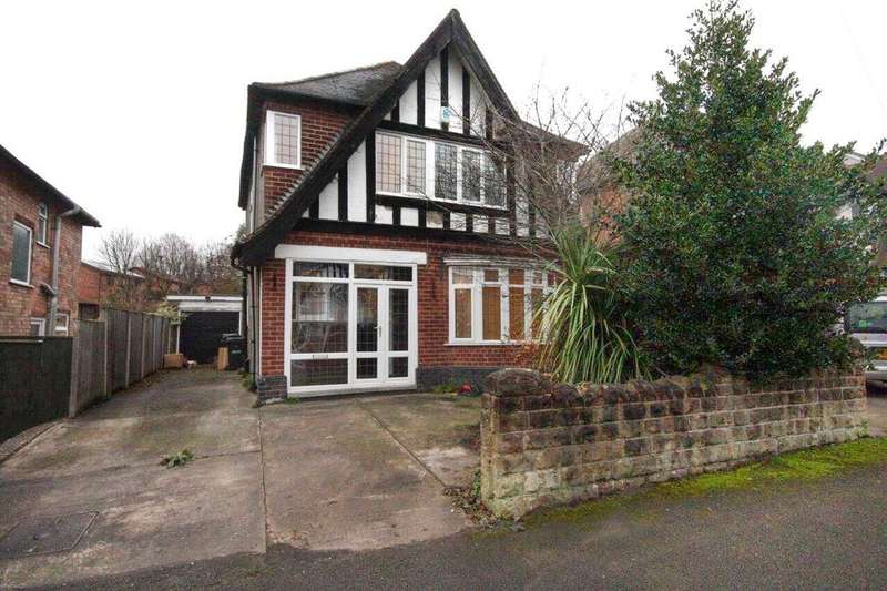 3 Bedrooms Detached House for sale in Grange Road, Woodthorpe, Nottingham, NG5