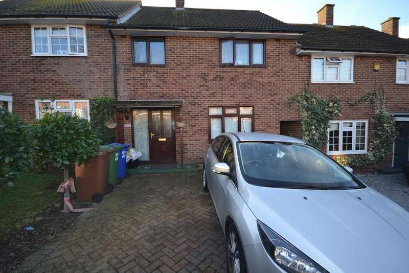 3 Bedrooms Terraced House for sale in Cornwell Crescent, Stanford-le-Hope, SS17
