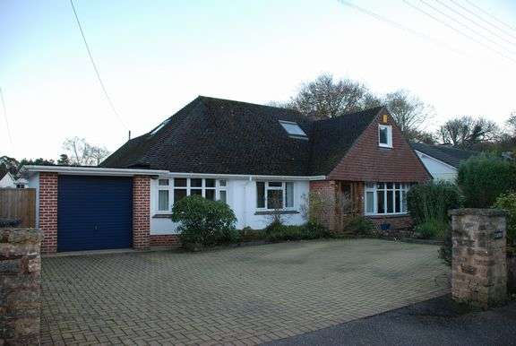4 Bedrooms Chalet House for sale in Ice House Lane, Sidmouth