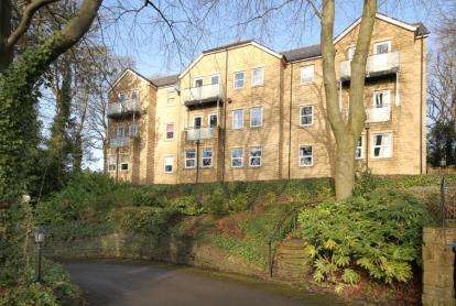 2 Bedrooms Flat for sale in Laurel House, 96B Tapton Crescent Road, Sheffield, South Yorkshire