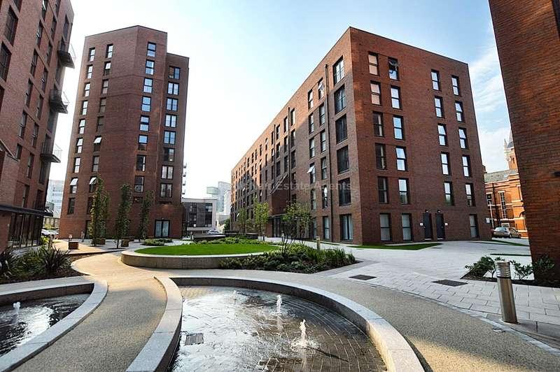 2 Bedrooms Apartment Flat for sale in Alto, Sillavan Way, Salford, M3 6GB