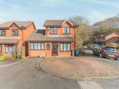 3 Bedrooms House for sale in Dacer Close, Stirchley, Birmingham, West Midlands
