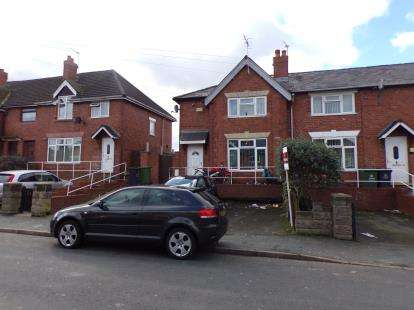 3 Bedrooms Semi Detached House for sale in Talke Road, Walsall, West Midlands