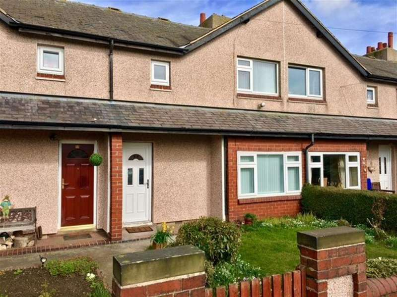 3 Bedrooms Terraced House for rent in South View, Grange Moor, Wakefield