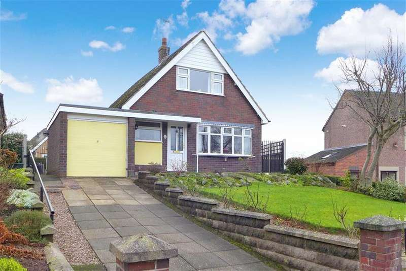 3 Bedrooms Detached House for sale in Main Road, Shavington, Crewe