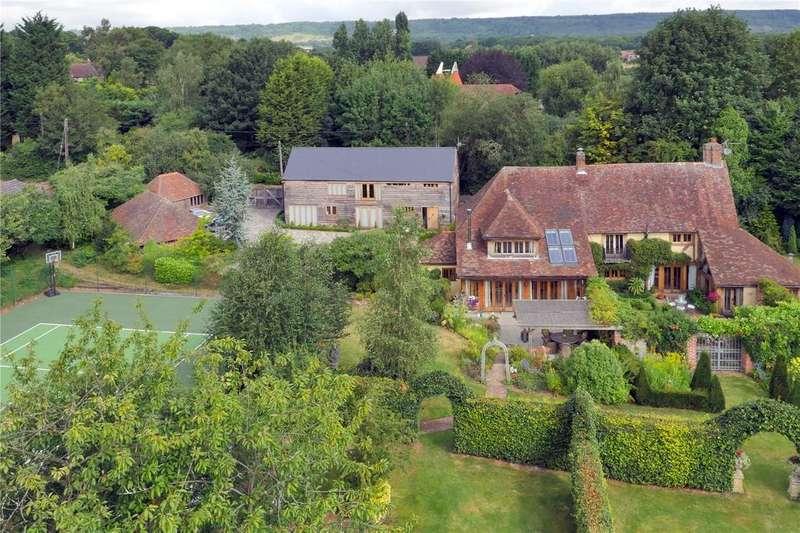 5 Bedrooms Detached House for sale in Mill House Lane, Addington,West Malling, Nr Sevenoaks, Kent