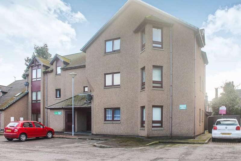 2 Bedrooms Flat for sale in King Street, Inverness, IV3 5HJ