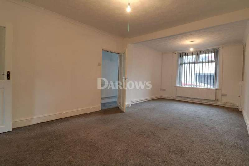 3 Bedrooms Terraced House for sale in Sunnybank Terrace, Cwmparc