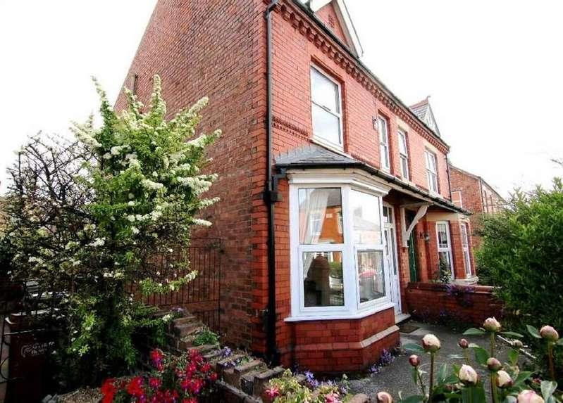 3 Bedrooms House for rent in Beaconsfield Road, Shotton, Flintshire