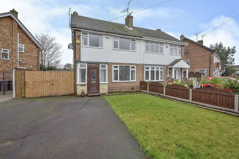 3 Bedrooms Semi Detached House for sale in Meynell Road, Long Eaton