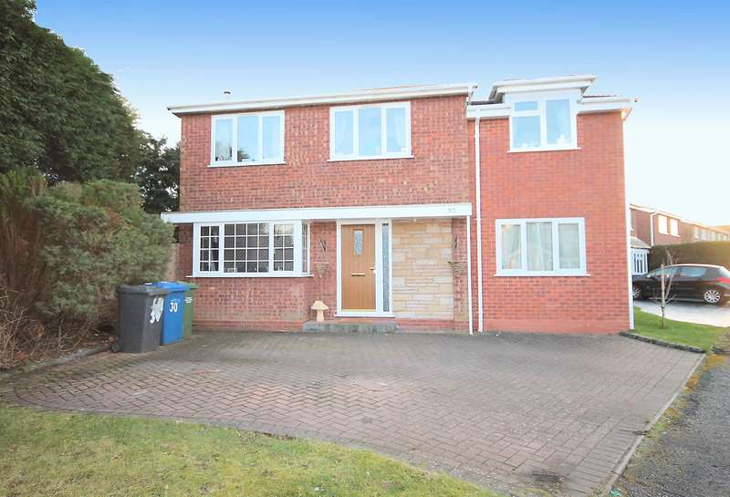 4 Bedrooms Detached House for sale in Chartwell, Riverside,Tamworth, B79 7UG