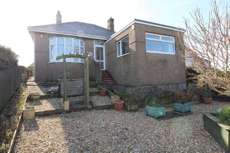 4 Bedrooms Detached Bungalow for sale in Higher Compton