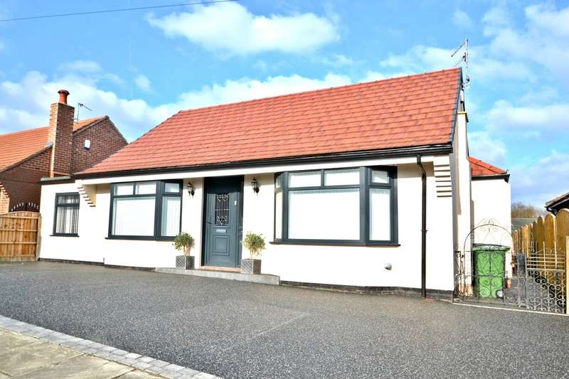 3 Bedrooms Detached Bungalow for sale in Aysgarth Avenue, Cheadle
