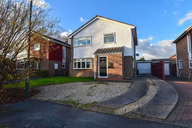 3 Bedrooms Detached House for sale in Portland Road, Droitwich, WR9