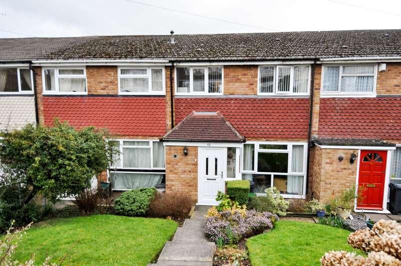 3 Bedrooms Town House for sale in Steepwood Croft, Kings Norton, Birmingham, B30