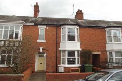 3 Bedrooms Terraced House for rent in Princess Road, Evesham.