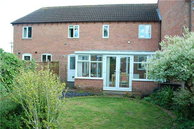 2 Bedrooms Terraced House for sale in Northway, TEWKESBURY, Gloucestershire, GL20 8TQ