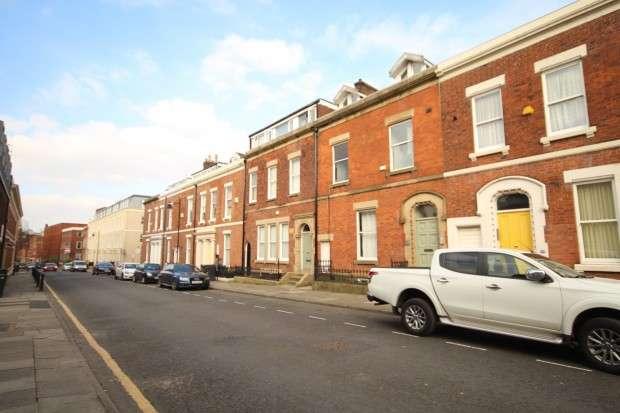 2 Bedrooms Flat for sale in 7 Starkie Street, Preston, PR1