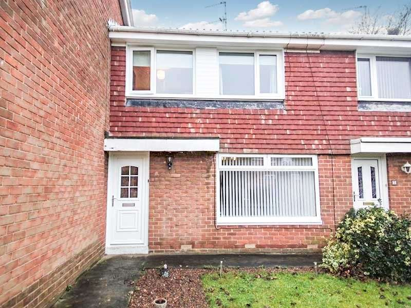 3 Bedrooms Property for sale in Fox Cover, Ashington, Northumberland, NE63 0TR