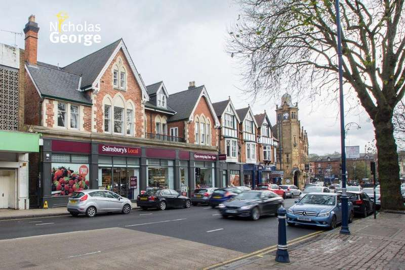 2 Bedrooms Duplex Flat for sale in Park Gate, Alcester Road, Moseley, Birmingham, B13 8HS