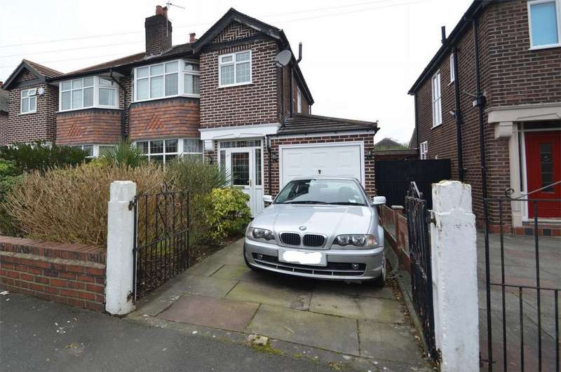 3 Bedrooms Semi Detached House for sale in Ravenstone Drive, SALE, Cheshire
