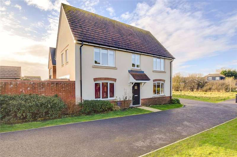 4 Bedrooms Detached House for sale in Appleton Close, Clanfield, Waterlooville, Hampshire