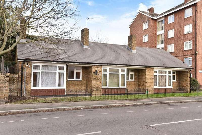 1 Bedroom Bungalow for sale in Lorrimore Road, Walworth