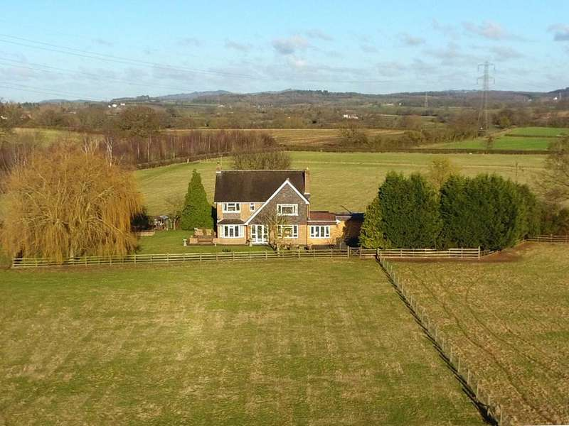 4 Bedrooms Detached House for sale in Elmbridge, Worcestershire