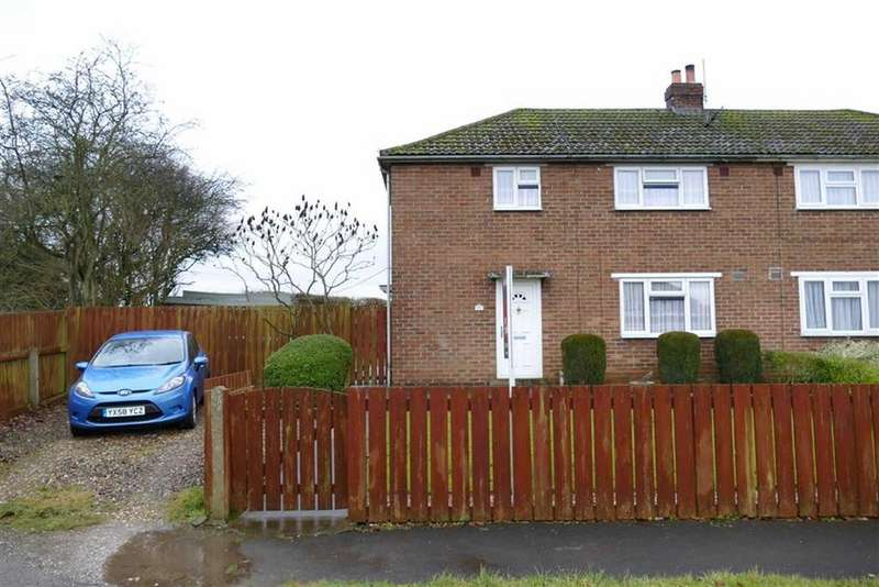 3 Bedrooms Terraced House for sale in Houghton Lane, Sancton